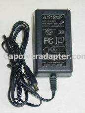 AC Adapter for Hon-Kwang model # HK-X142-A12 HKX142A12 Power Supply Cord Charger